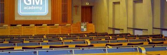 Auditorium GM academy