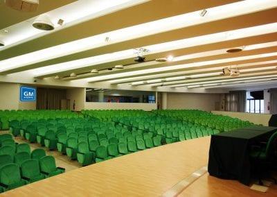 Campus GM academy Divino Amore Roma - Auditorioum