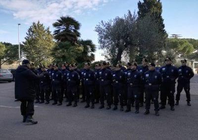 Corso Guardia Giurata - Addestramento formale