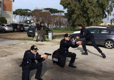 GM academy - Corso Guardia Giurata - Tecniche Operative Sparatoria GPG