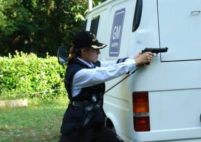 GM academy - Corso Guardia Giurata - Tecniche di intervento operativo