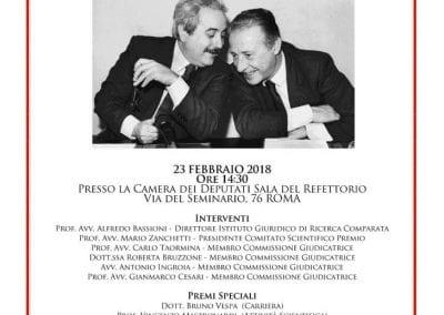Premio Falcone - Borsellino