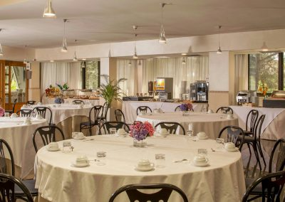 Villa Aurelia - Sala pranzo
